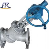 Manual Operation Y Type Slurry Valve for Alumina Industry