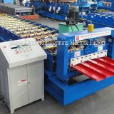 trapezoidal metal roof sheet forming machine