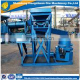 High Recovery Mini Centrifugal Gold Concentrator /Mineral Separation Machine