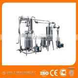 perfume oil extractor and concentrator equipment, Mini Extractor and Concentrator tank Unit