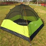 3 4 Person Tents Double Layer RainProof Tent Outdoor Equipment
