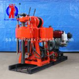 XY-200 200 Meters High Low Speed Geological Exploration Hydraulic Core Drilling Rig for Sale