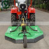 Factory Field Mower Tractor mounted  rotary grass cutter slasher