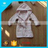 Low Price Low MOQ 100% Cotton Comfortable Baby Bathrobes Sleepwear
