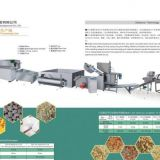 I'm very interested in the message 'Fried Pellets Chips processing line' on the China Supplier
