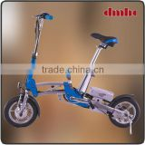 electric exercise bike/folding electric mountain bike (DMHC-05Z)