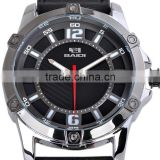 Quartz,Fashion,Sport,Charm Type and Day/Date,Water Resistant Feature Men's Big Dial Watches Round