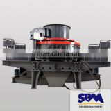 Hot sales China supplier Halite vertical shaft impact crusher