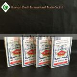 OEM Jumbo index promotional durable playing cards advertising poker cards