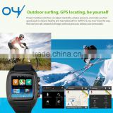smart watch 2016 hot new products android smart watch 1.54 ips touch screen ip67 waterproof smart watch
