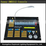 New Sunny controller DMX512 Console Professional Stage Control DMX Signal for Moving Head Led Lighting