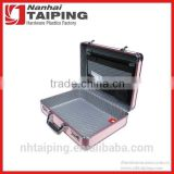 Pink Aluminum Rolling Briefcase Wheeled Briefcases