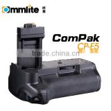 Commlite ComPak Battery Grip/ Vertical grip/ Battery pack for Canon 450D 500D 1000D