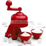 PP+ABS+S/S 28*18*13 Kitchen ice tools ice crusher/ice crusher machine/crushed ice machine