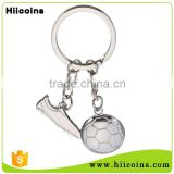 Customized Manufacturers Wholesale Running Mini Soccer Shoes Keychain