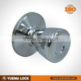 commercial door knob lock 576-SP-ET stainless steel / Good quality & good price/ tubular knob lock