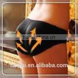 2015 hot sale mexico Brazil secre woman high quality breathable Sexy polyester one piece Suits Hip & Buttock Push Up panties