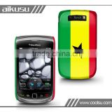 fashion design silicone case for blackberry bold 9790