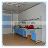 China epoxy resin tops floor sitting geology laboratory furniture