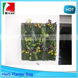 Patio Garden Vertical Wall Hanging Planter Bags,Hanging Planter Grow Bags,Hanging Planters,Wall Planting Bags                                                                         Quality Choice