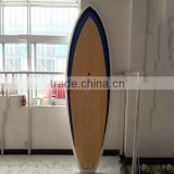 Amazing supsurf bamboo deck surf sup board