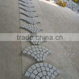 G603 grey cheap granite mosaic tile