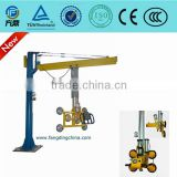 glass transfer arm,immovable glass crane,glass loading/ unloading machine