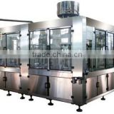 Automatic Washing, Filling and rotary Capping Machine, Beverage Filling Machine, bottle washing filling capping machine