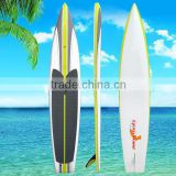 2016 High quality fiberglass SUP stand up paddle board/SUP race board                                                                                                         Supplier's Choice