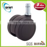 hign quality chair ball carpet casters for furniture