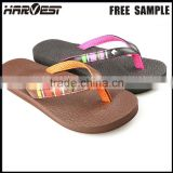 Casual rubber eva flip flop slipper plain , cheap wholesale beach flip flop                                                                         Quality Choice