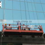 Beijing factory ZLP Curtain wall glass cleaning machine