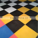 easy installation plastic PVC tile