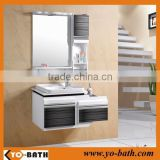 2015 high quality modern wall-mounted PVC bathroom cabinet                                                                         Quality Choice