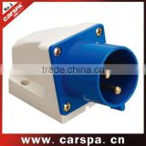16 amps industrial socket plug