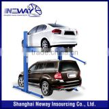 Underground home garage used two lever hydraulic car parking lift                                                                         Quality Choice                                                     Most Popular