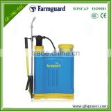 Farmguard HDPE 18L pesticide sprayer Plastic sprayer pump agricultural sprayer pump Knapsack sprayer manual chemical sprayers