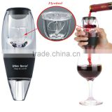 2016 New Bar Accessories Set Red Wine Aerator Decanter Pourer Set for Christams gift
