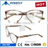 Acetate material oem optical frame the brand name spectacle frames with eyeglass frame                                                                                                         Supplier's Choice
