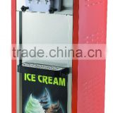 Soft Icecream & industrial Frozen Yogurt Machine WX-825 with low noise