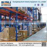 Hot Sale China Manufacturers Start Import Export Business Perfessional Double Storage Pallet Boltless Shelving