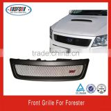 ABS car front grille FOR Subaru forester 2009-2012 bodykits selling