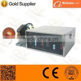 Portable utra-high frequency induction heater, induction heating power supply, induction heating generator