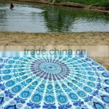 Mandala Roundie Round Hippie Tapestry Roundie Yoga mat Tapestry Round Beach Throw Towel Table Cover Boho Roundie