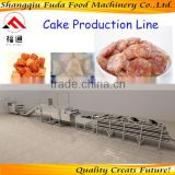 high quality and stainless steel industrial sweet sesame balls/Chiese misandao/ sweet dough block production line machinery                                                                         Quality Choice