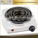 Commercial stainless steel kitchen appliance electric cooker electric hot plate single electric stove price in India for sale