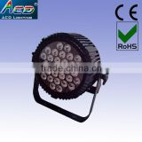 high power 48*3w RGBW/A led outdoor lighting,pro led lighting