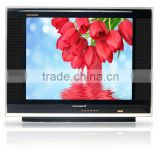 14 inch color CRT TV SKD