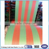 woven polypropylene fabric roll PP woven sheet / lamination sack rolls colorful