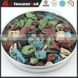 Good Quality Stone Chocolate / Pure Bulking Chocolate Rock Candy
